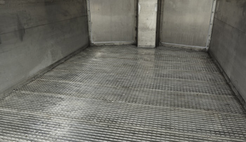 FULL LIFTING DECK MACHINED ANTI SLIP SURFACE
